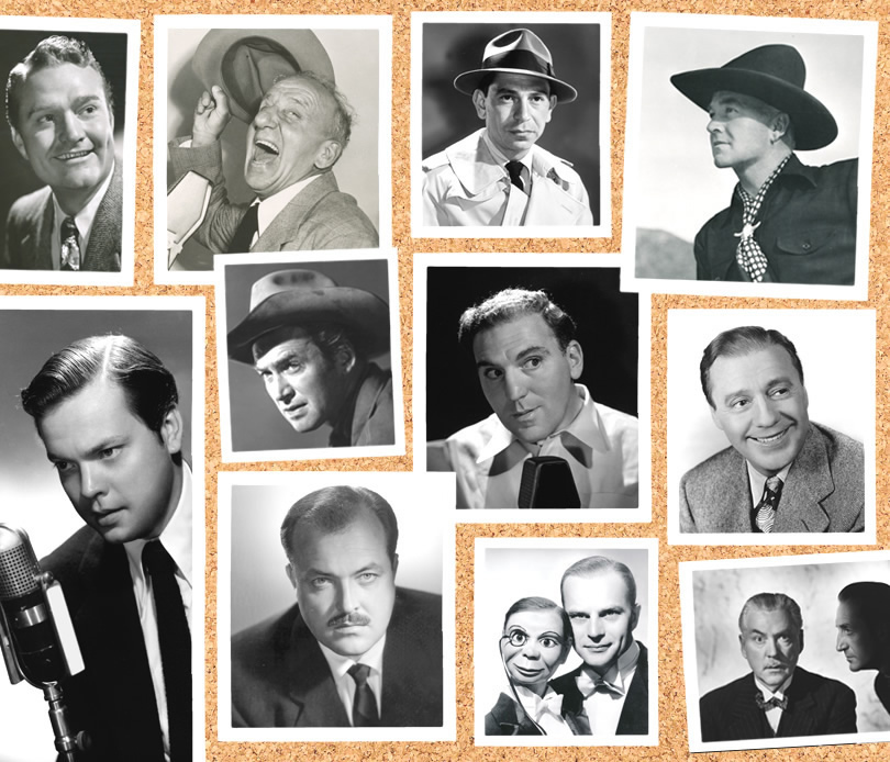 Hundreds of Classic Radio Series are Available